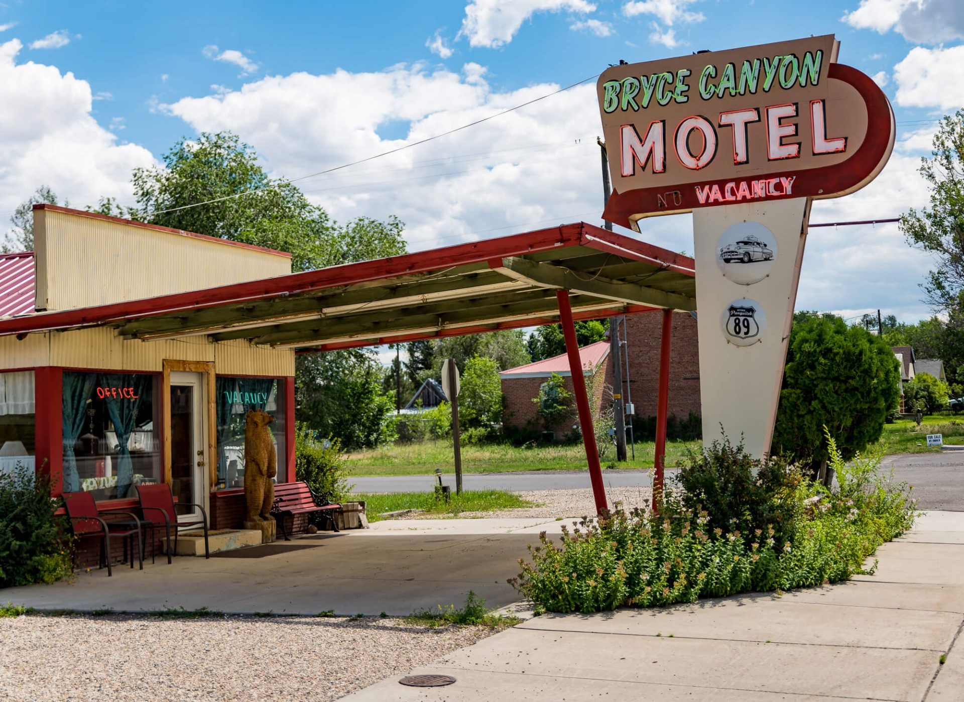 Buy A Website >> Motel Signs | Dave Koch Photography