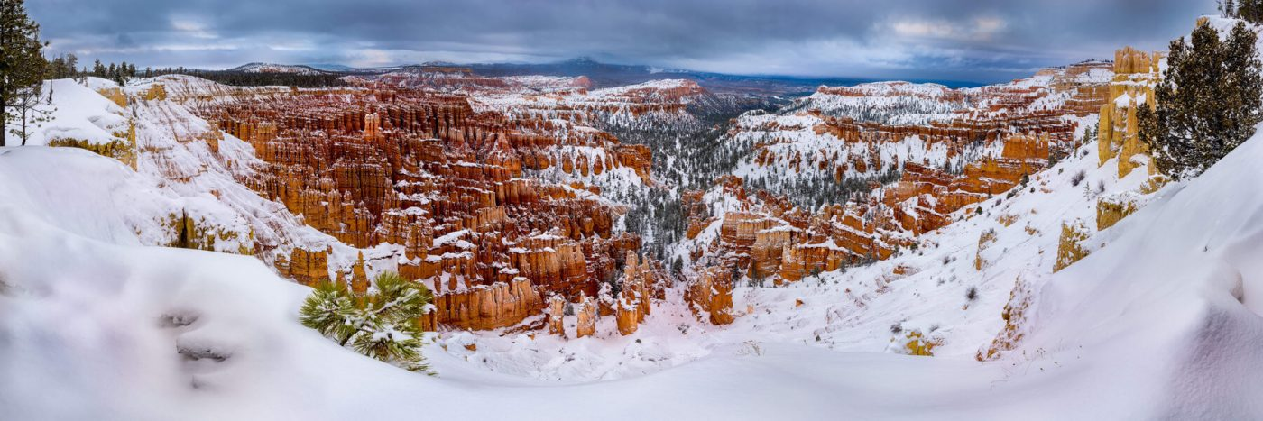 How To Shoot Better, Higher Resolution Panoramas