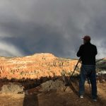 Dave Koch shooting at Bryce Canyon National Park