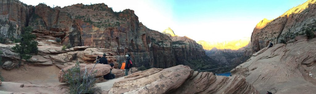 Zion Overlook