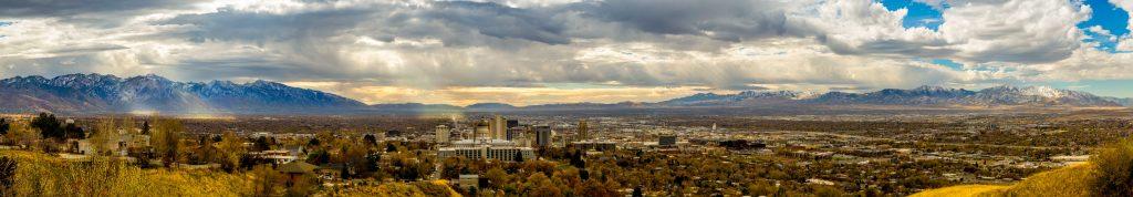 The Salt Lake Valley 2016